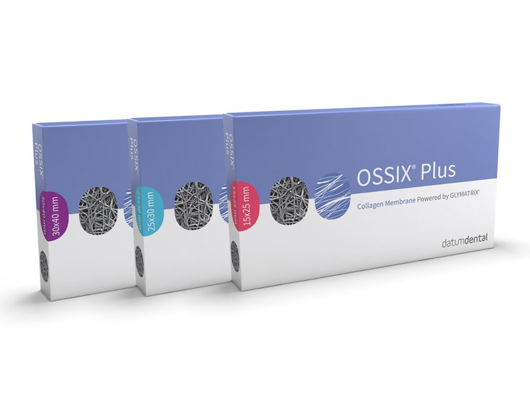 OSSIX Plus packages by Datum Dental